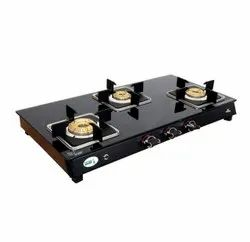Crystal Gas Stove Medona, Features: Various