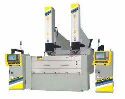 Twin-head column Electric Discharge Machine