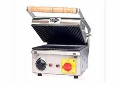 Stainless Steel Sandwich Griller, For Hotel