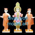 Marble Swami Narayan Statue