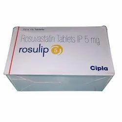 Rosuvastatin Tablets 10 Mg/20Mg