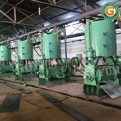 Industrial Oil Mill Machinery