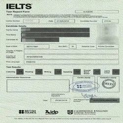 IELTS Certificate Without Exam