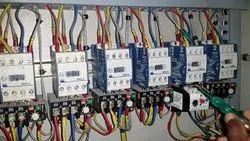 3 Phase DOL Starter Control Panel