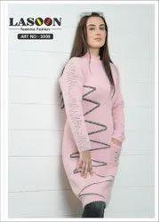 women wollen tunic 3008