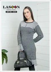 women wollen tunic 3026