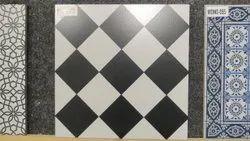 Designer Moroccan Vitrified Tile