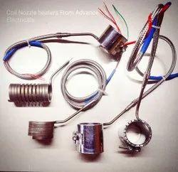 Coil Nozzle Heaters