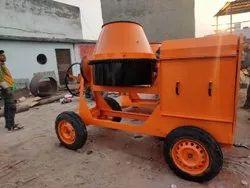 Diesel Non Hopper Concrete Mixer Machine