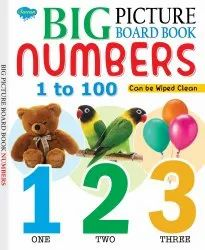 Big Picture Board Book Number