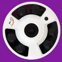 3 Mp Indoor Fish Eye Camera - Iv-Da6fe-Ip3-Poe