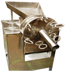 Garlic And Ginger Paste Making Machine