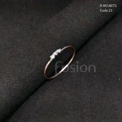Fusion Arts American Diamond Bracelet