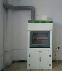 Laboratory Fume Hood Chambers