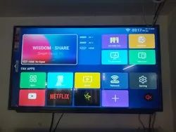 Wall Mount 43 INCH LED TV