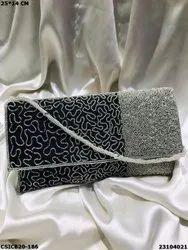 Designer Ethnic Clutch Bag - Evening Clutch Bag
