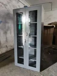 Office Glass Door Cupboard