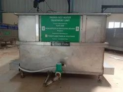 Papaya Hot Water Treatment Unit
