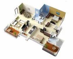 Complete Interior Designing, Work Provided: Wood Work & Furniture