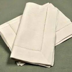Premium Organic Certified Cotton Napkins