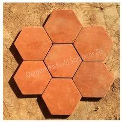 Hexa Clay Tile