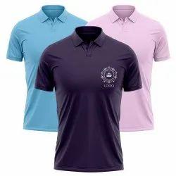 Comfortable Sublimation Custom Sportswear Men Short Sleeve Polo T Shirts