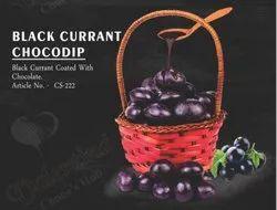 Black Current Chocodip Chocolate, Quantity Per Pack: 1 kg Loose Packing