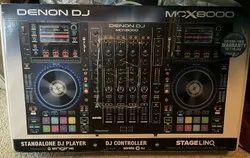 Black Denon DJ MCX8000 Standalone DJ Controller, For Big Event, Channel: 4