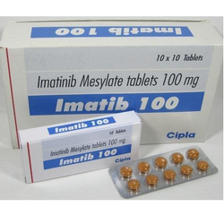Imatinib Mesylate Tablets 100 Mg / 400 Mg