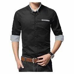 Mens Fancy Cotton Shirt