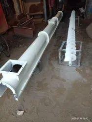 Screw Conveyor For Coal & Cement Industries.