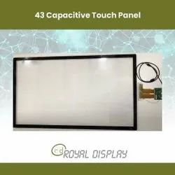 43 inch Capacitive Touch Panel