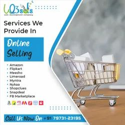 Online Selling, in City