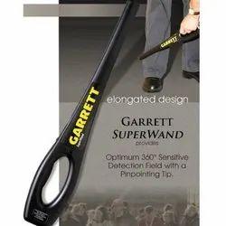Garrett Super Wand Hand Held Metal Detector Suppliers In India
