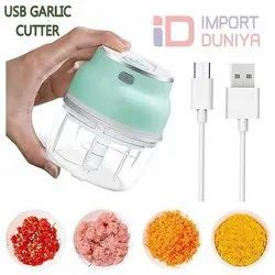 Garlic Cutter USb