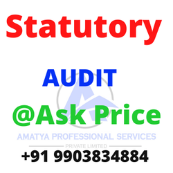 Individual Consultant External Statutory Audit Service, Pan India