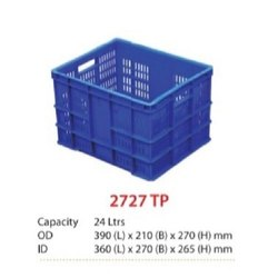 Vegetable Crates 15kgs Capacity