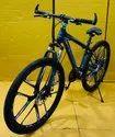 Prime Black/blue 27.5 Inch Mtb Cycle