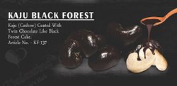Cashew Black Forest Chocolate, Packaging Type: Box