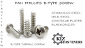 B Type Screw