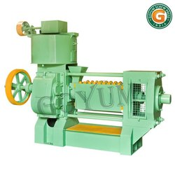 Castor Seeds Oil Extruder Machine