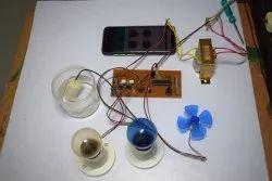 Bluetooth Based Home Automation