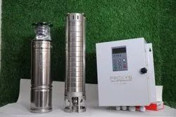 DC Solar Pump With Controller