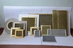 EMI/EMC Aluminum Honeycomb window
