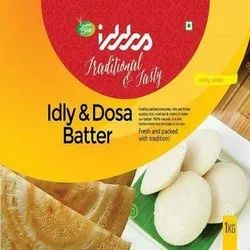 Idly Dosa Batter Packaging Pouch
