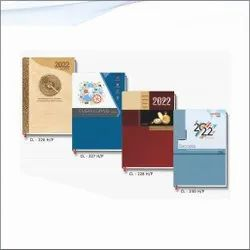 New Year Diary 2022 Art Cover Hard Pasting