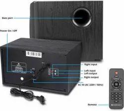 Zebronics ZEB-BT371RUCF 72 W Bluetooth Home Theatre