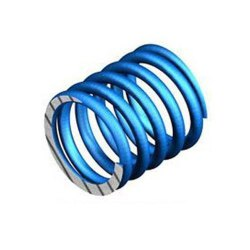 Metal Coil Spring, For Industrial, Packaging Type: Box