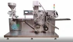 Automatic PVC Blister Packing Machine For Capsule & Tablets / Fastrip-240s-Double Track
