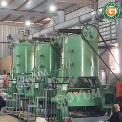Sunflower Seed Oil Manufacturing Plant